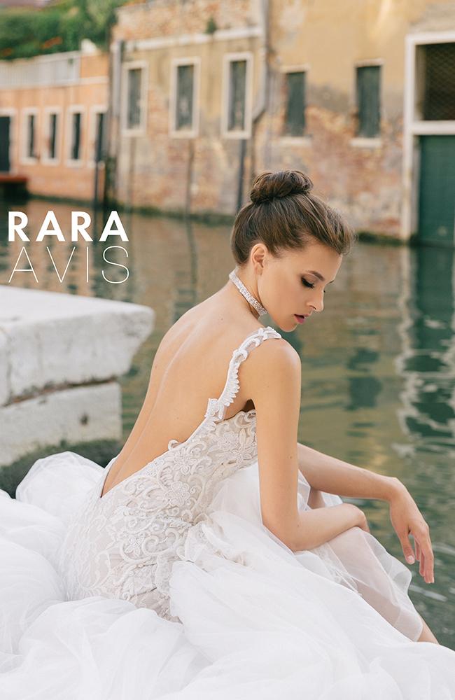 Rara Avis Свадебные Платья Купить